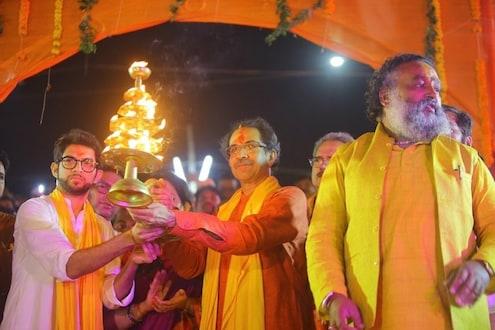 CM उद्धव ठाकरेंचं पुन्हा 'जय श्रीराम', खासदारांना घेऊन धडकणार अयोध्येत