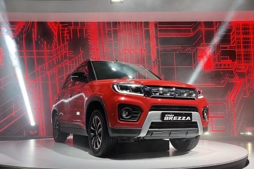 Auto Expo 2020: बहुप्रतीक्षित Vitara Brezza चा फर्स्ट लुक, पाहा आकर्षक SUV कारचा VIDEO