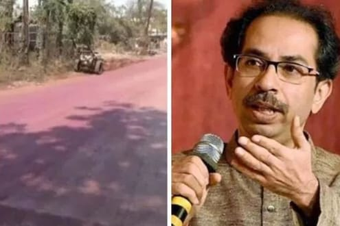 'News 18 लोकमत'चा इम्पॅक्ट: गुलाबी रस्त्याबाबत मुख्यमंत्र्यांचा मोठा निर्णय