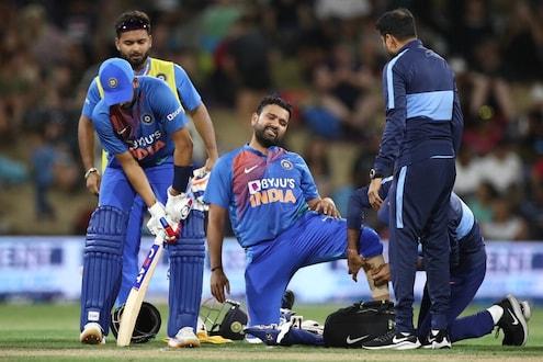 भारताला मोठा धक्का, रोहित शर्मा दुखापतीमुळे कसोटी मालिकेतूनही बाहेर