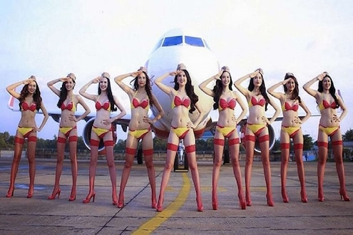 भारतातही येणार 'बिकिनी एअरलाइन', लो कॉस्ट विमानसेवा लवकरच मुंबईतूनही घेणार उड्डाण