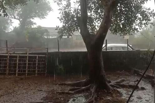 येत्या 12 तासांत हवामान मोठा बदल, महाराष्ट्रात मुसळधार पावसाचा अंदाज