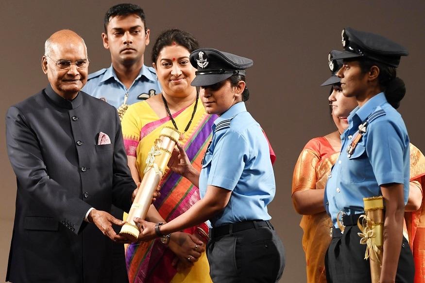 मोहना सिंह -फायटर जेट एकट्य़ाने उडवणारी पहिली भारतीय महिला