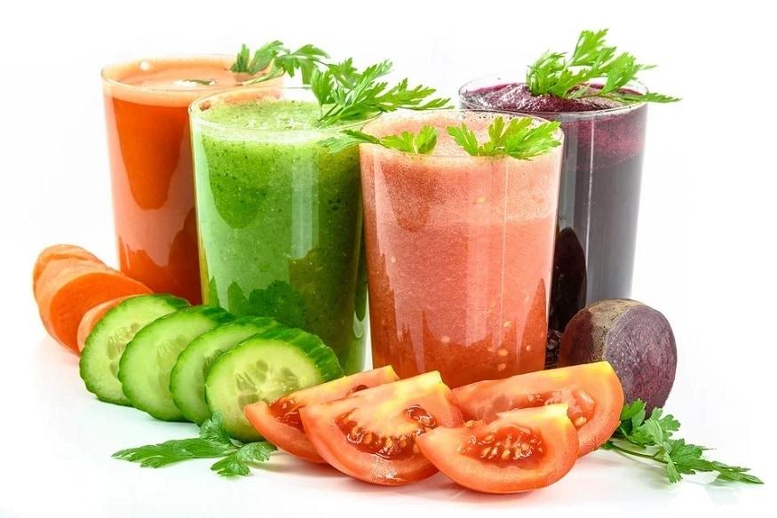 फळांपेक्षा भाज्यांचा रस द्या कारण फळं गोड असतात.