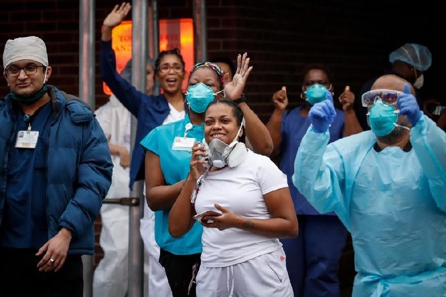 देशातील 2546 कोरोना रुग्ण बरे झालेत. यामुळे कोरोनावर मात देणाऱ्या रुग्णांचं प्रमाण वाढून आता 14.75 टक्के झालं आहे.