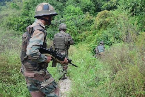 जम्मू-काश्मीर : दहशतवाद्यांसोबत झालेल्या चकमकीत कर्नल आणि मेजर यांच्यासोबत 5 जवान शहीद