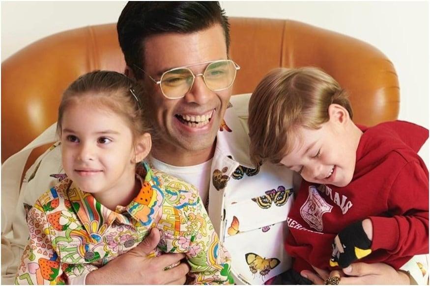 बॉलिवूड दिग्दर्शक आणि निर्माता करण जोहर त्याच्या मुलांचे अनेक फोटो आणि व्हिडीओ शेअर करत असतो. हे सगळे फोटो आणि व्हिडीओ नेहमीच सोशल मीडियावर व्हायरल होत असतात