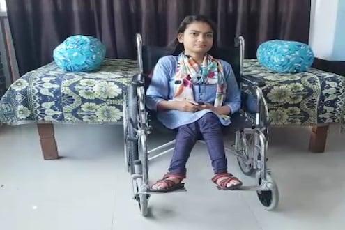 COVID-19 : सलाम! दिव्यांग मुलीने PM Cares Fund मध्ये दान केली पेन्शनची सर्व रक्कम