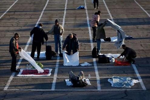 कोरोनाविरुद्ध लाचार झाली अमेरिका, एका दिवसात संपलं 1169 लोकांचे आयुष्य