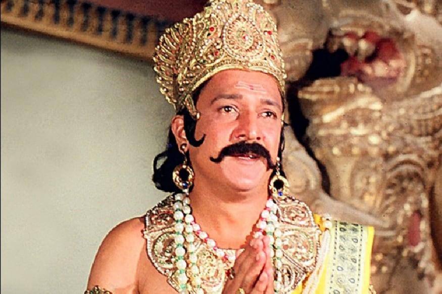रामायणात रावणाचा मोठा भाऊ बिभीषणाची भूमिका साकारणारे अभिनेेता मुकेश रावल यांचं नोव्हेंबर 2016 मध्ये निधन झालं.