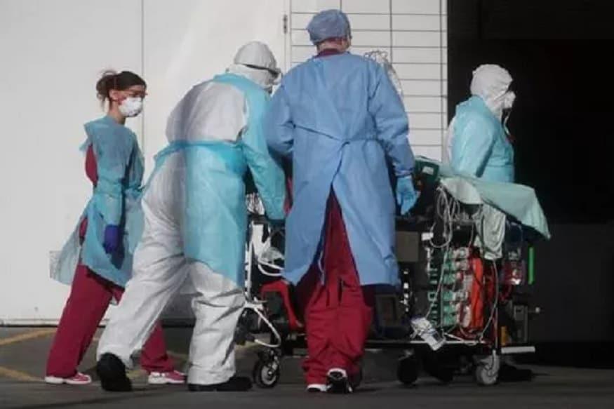 देशाचा सध्याचा मृत्यूदर हा 1.5 टक्के एवढा आहे. गेल्या 24 तासांमध्ये देशात 500 जणांचा मृत्यू झाल्याची माहिती केंद्रीय आरोग्य मंत्रालयाने दिली आहे.