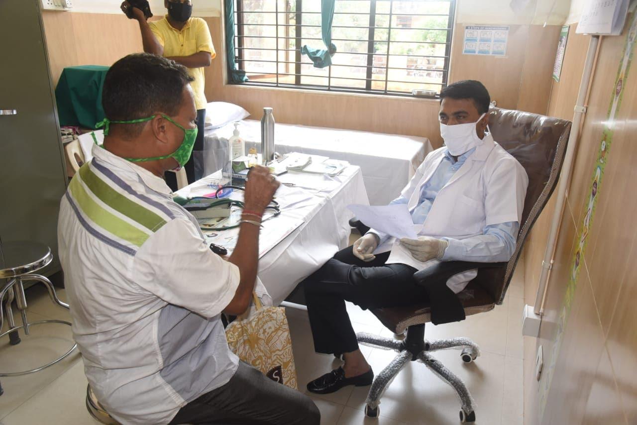 गोव्यामध्ये 7 कोरोना पॉझिटिव्ह रुग्ण होते. आता सर्व रुग्ण बरे झाल्याने डॉ. प्रमोद सावंत यांनी कोरोनाविरोधातील लढाई जिंकली आहे.