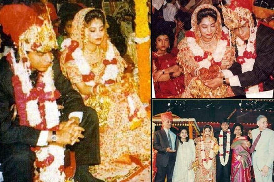 शाहरुख आणि 18 वर्षांच्या गौरीची ओळख एका पार्टीमध्ये झाली होती. त्याच्याबरोबर डान्स करणारी ती पहिली मुलगी होती. 25 ऑक्टोबर 1991 मध्ये दोघांनी लग्न केलं.