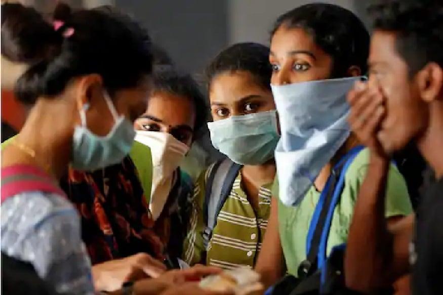 भारतातील कोरोना रुग्णांच्या आकडेवारीचा दर वाढतो आहे. ऑगस्टच्या सुरुवातीच्या 8 दिवसातजगातील सर्वात जास्त नव्या कोरोना रुग्णांची नोंद भारतात झाली आहे.