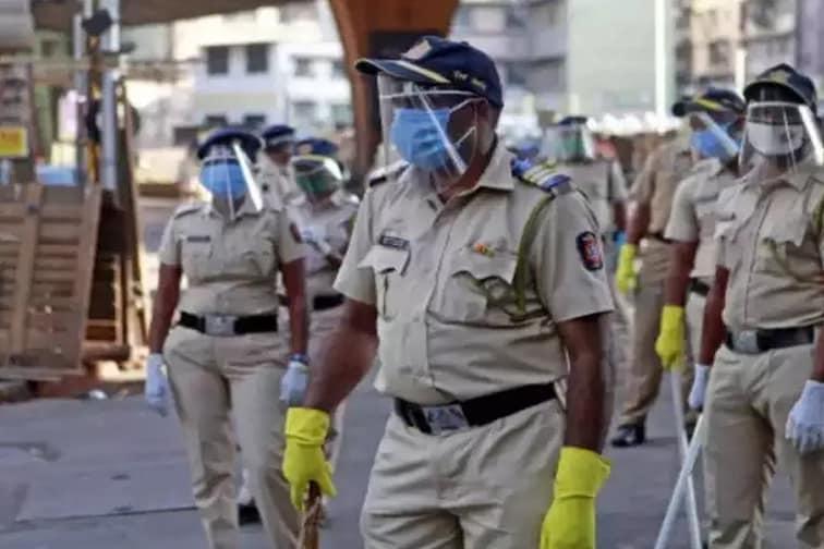 24 तासांतील महाराष्ट्र पोलिसांतील बाधितांचा धक्कादायक आकडा; 2 जणांचा मृत्यू