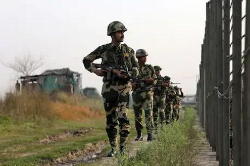 जम्मू-काश्मीर: पाकिस्तानच्या गोळीबारात भारताचा जवान शहीद