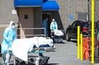 तब्बल 8 दिवस हॉस्पिटलच्या बाथरूममध्ये पडून होता कोरोनाबाधित महिलेचा मृतदेह