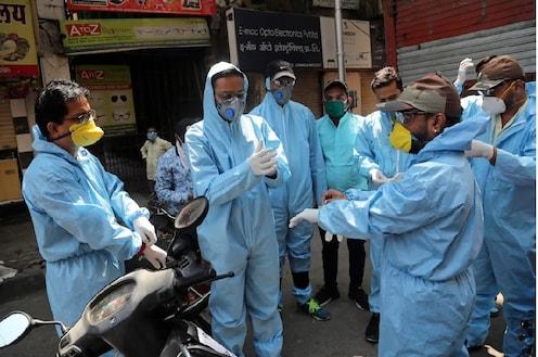 मुंबईच्या या एका भागात कोरोनाच्या रुग्णसंख्येने गाठला 3000 चा टप्पा