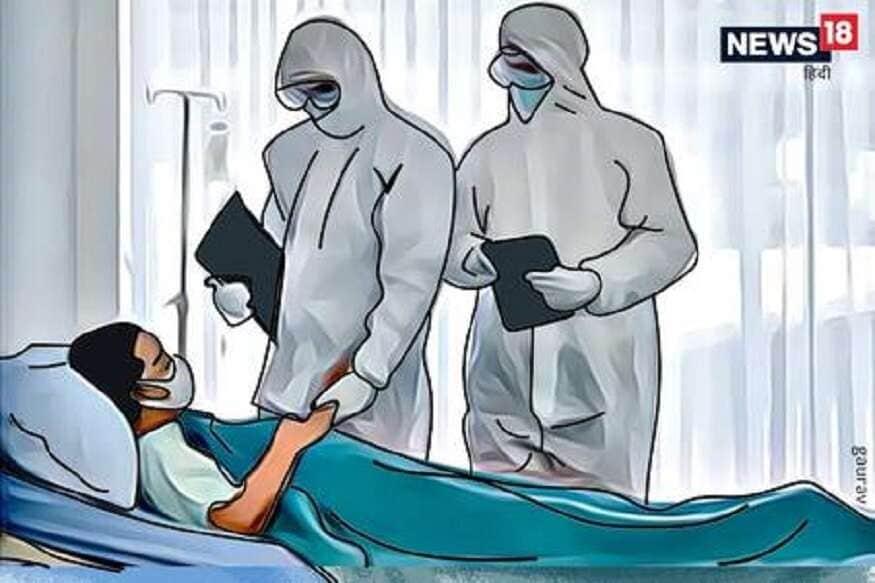 देशात सध्या 6,53,717 रुग्णांवर उपचार सुरू आहेत.