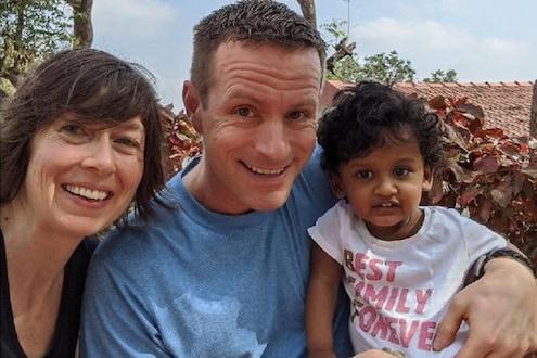 आई-बाप होण्यासाठी अमेरिकेतून भारतात आलेलं दाम्पत्य, लेकीसह मायदेशी परतले पण...