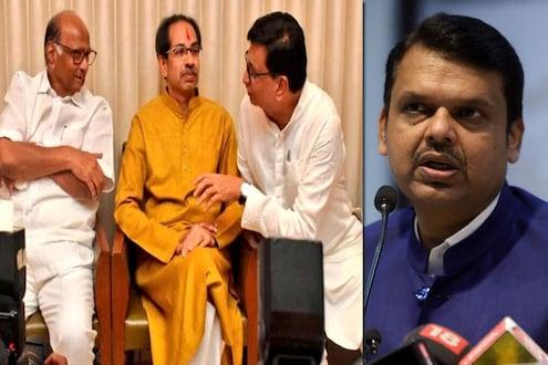 राजस्थाननंतर भाजपच्या रडावर महाराष्ट्र, उद्रेक टाळण्यासाठी नेत्यांची धडपड