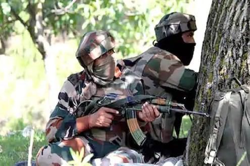 भारत-चीन सीमा संघर्षापाठोपाठ काश्मीरमध्ये दहशतवाद्यांच्या कुरापती, 2 जणांचा खात्मा