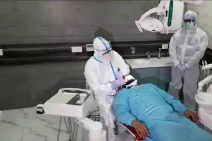 डॉक्टरच नाही तर रुग्णांना PPE KIT बंधनकारक; त्याशिवाय क्लिनिकमध्ये प्रवेश नाहीच