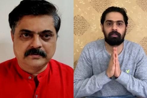 चक्रीवादळ आलं... मराठी कलाकारांनी मुंबईकरांना केलं घरी राहण्याचं आवाहन, पाहा VIDEO
