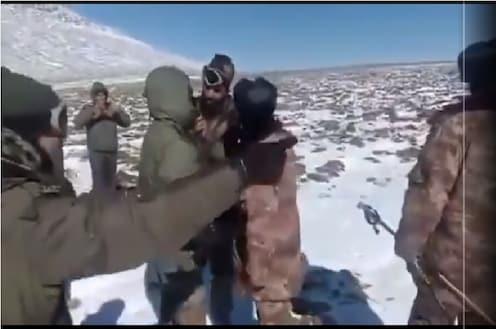 सीमा पार करणाऱ्या चिनी सैनिकांची भारतीय जवानांनी केली धुलाई, VIDEO व्हायरल