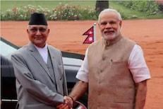 भारत-नेपाळ तणावादरम्यान केपी शर्मा ओलींनी केला पंतप्रधान मोदींचा फोन...