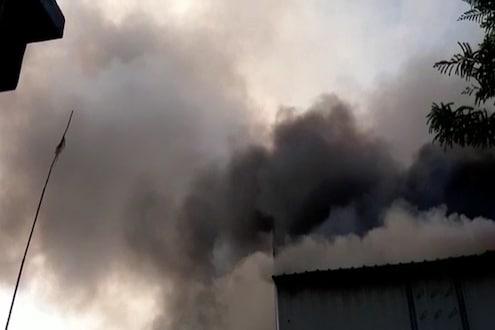 नगरमध्ये मोठा अनर्थ टळला, आगीची भीषण घटना आटोक्यात