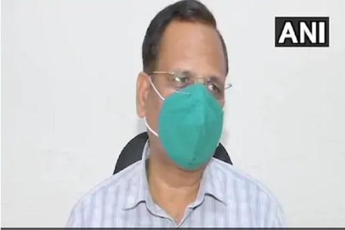 प्लाझ्मा थेरेपीने केली कमाल; आरोग्यमंत्री सत्येंद्र कुमार जैन कोरोनामुक्त
