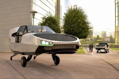 आता विमानासारखी आकाशात उडणार गाडी, ही फ्लाइंग कार पाहिली का?