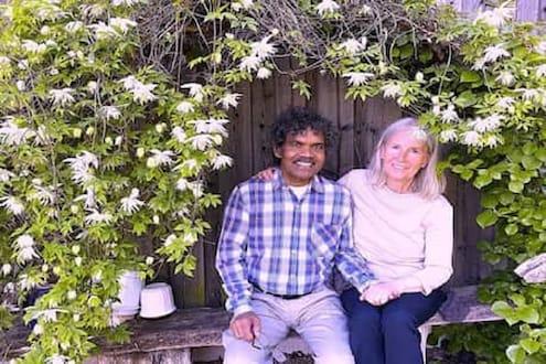 अजब प्रेमाची गजब कहानी! जोडीदाराला भेटण्यासाठी सायकलवरून PK ने दिल्लीहून गाठलं स्वीडन