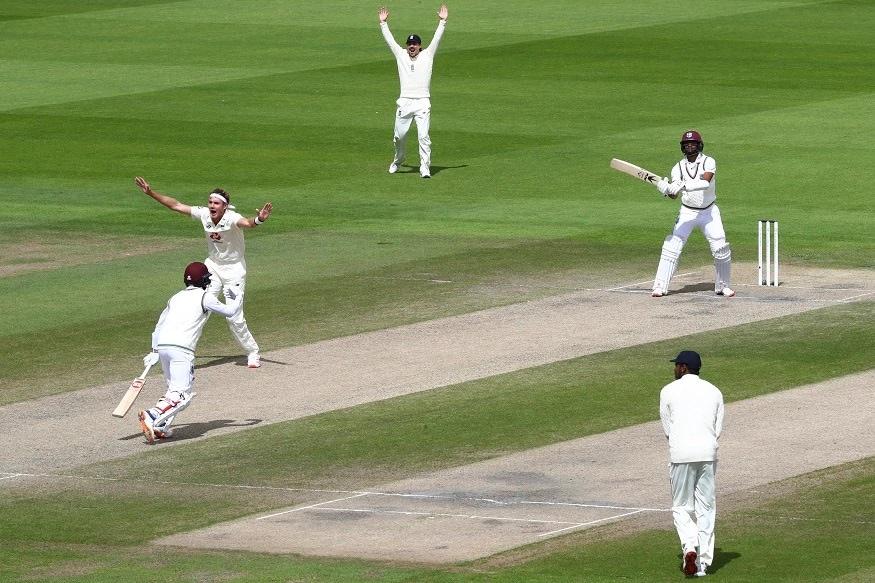 मॅंचेस्टरमध्ये झालेल्या इंग्लंड विरुद्ध वेस्ट इंडिज (England vs West Indies) यांच्यात झालेल्या तिसऱ्या कसोटी सामन्यात इंग्लंडने एकहाती सामना जिंकला. विंडिजला 269 धावांनी नमवत इंग्लंडने ही मालिका 2-1ने जिंकली.