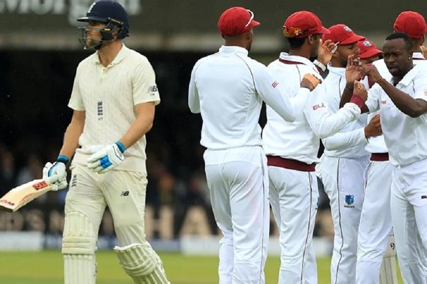 कोरोनाच्या संकटात सर्व क्रिकेट सामने रद्द झाले असताना बुधवारपासून तब्बल 3 महिन्यांनी आंतरराष्ट्रीय सामन्याला सुरुवात झाली. इंग्लड-वेस्ट इंडिज यांच्यात तीन कसोटी सामन्यांची मालिका होत आहे.