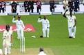 सामना सुरू होण्याआधीच इंग्लंड-वेस्ट इंडिजच्या खेळाडूंनी टेकले गुडघे