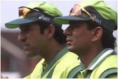 या पाकिस्तानी खेळाडूने तोडला नियम; पत्नीला कपाटात लपवून खेळला वर्ल्ड कप