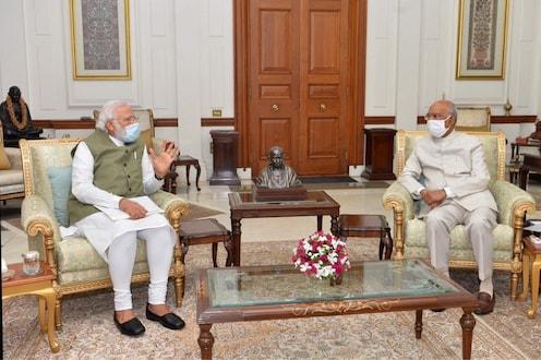 चीनला उत्तर देण्यासाठी भारताच्या वेगवान हलचाली, पंतप्रधान मोदी आणि राष्ट्रपतींमध्ये महत्त्वपूर्ण चर्चा