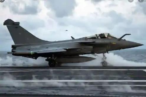 चीनविरोधात भारतीय वायुसेना आक्रमक; 5 राफेल लढाऊ विमानं करणार तैनात