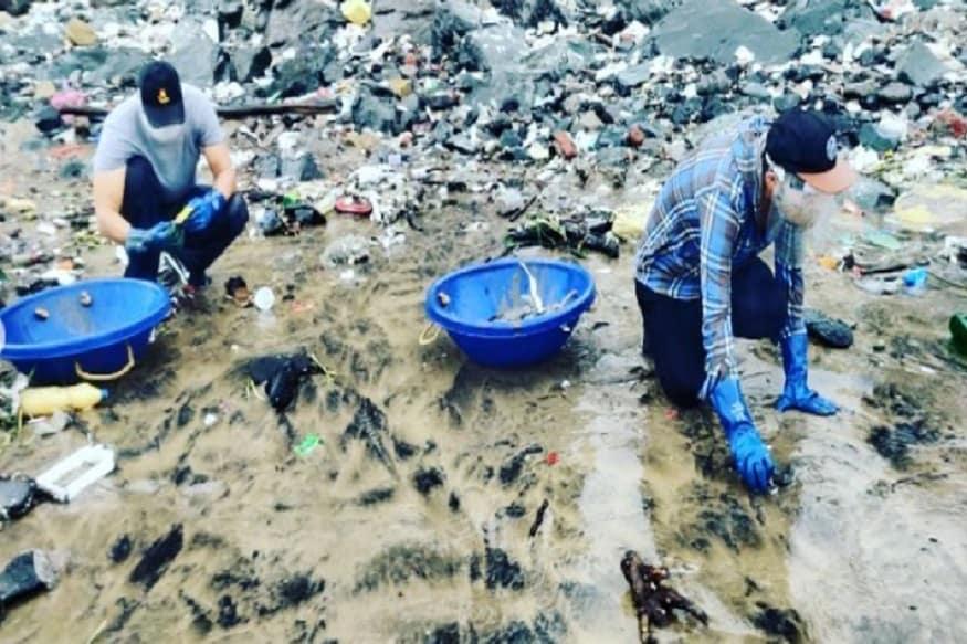 सोशल मीडिया प्लॅटफॉर्मवर अनेकांनी रणदीपला 'खरा हिरो' संबोधले आहे. (फोटो सौजन्य- इन्स्टाग्राम @randeephooda)