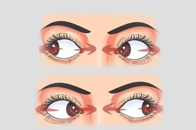 PHOTOS : डोळ्याचं आरोग्य जपण्यासाठी लाभदायी आहेत ही खास योगासनं
