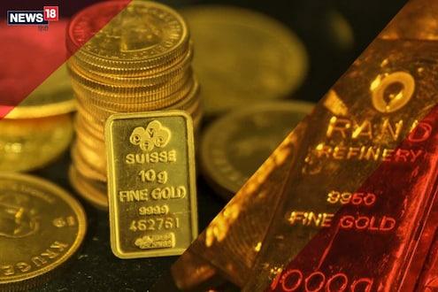 Gold Prices Today: सलग चौथ्या दिवशी सोन्याच्या किंमतीत मोठी घसरण, पाहा आजचे दर