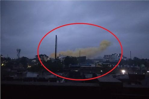 तारापूर औद्योगिक वसाहतीमध्ये भीषण स्फोट, तब्बल 15 किलोमीटर जाणवला कंप VIDEO