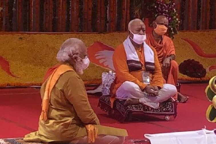 'राम मंदिर शिलान्यासचं श्रेय साधु-संतांना, बाबरी मशिदीचा खटला आता ठरणार निरर्थक'