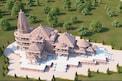 बांधकाम पूर्ण झाल्यावर भव्य, दिव्य दिसेल Ram Mandir, पाहा Exclusive Photos