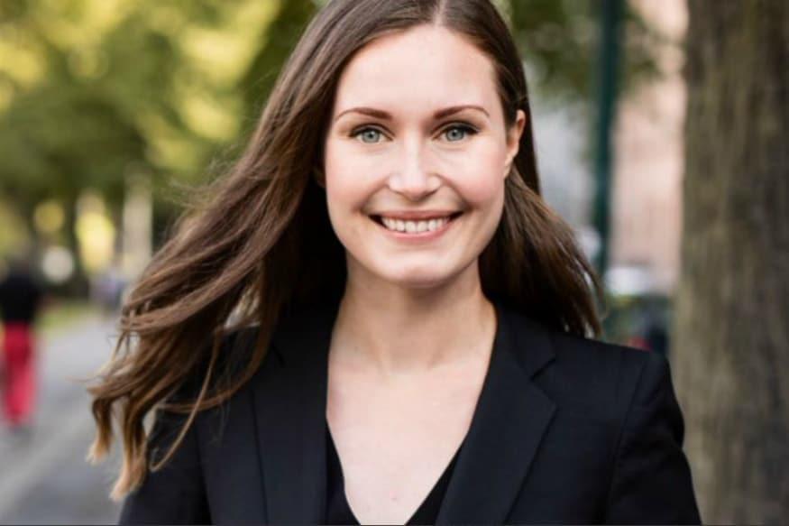 साना मरिन या जगातल्या सर्वांत तरुण महिला राष्ट्रप्रमुखांपैकी एक आहेत. गेल्या डिसेंबरमध्ये त्या फिनलंडच्या पंतप्रधानपदी आरूढ झाल्या.