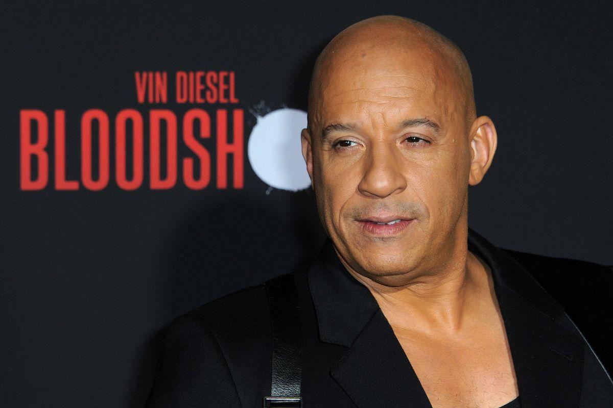 54 मिलियन डॉलर कमाई असणारा विन डीजल (Vin Diesel) पाचव्या स्थानावर आहे.