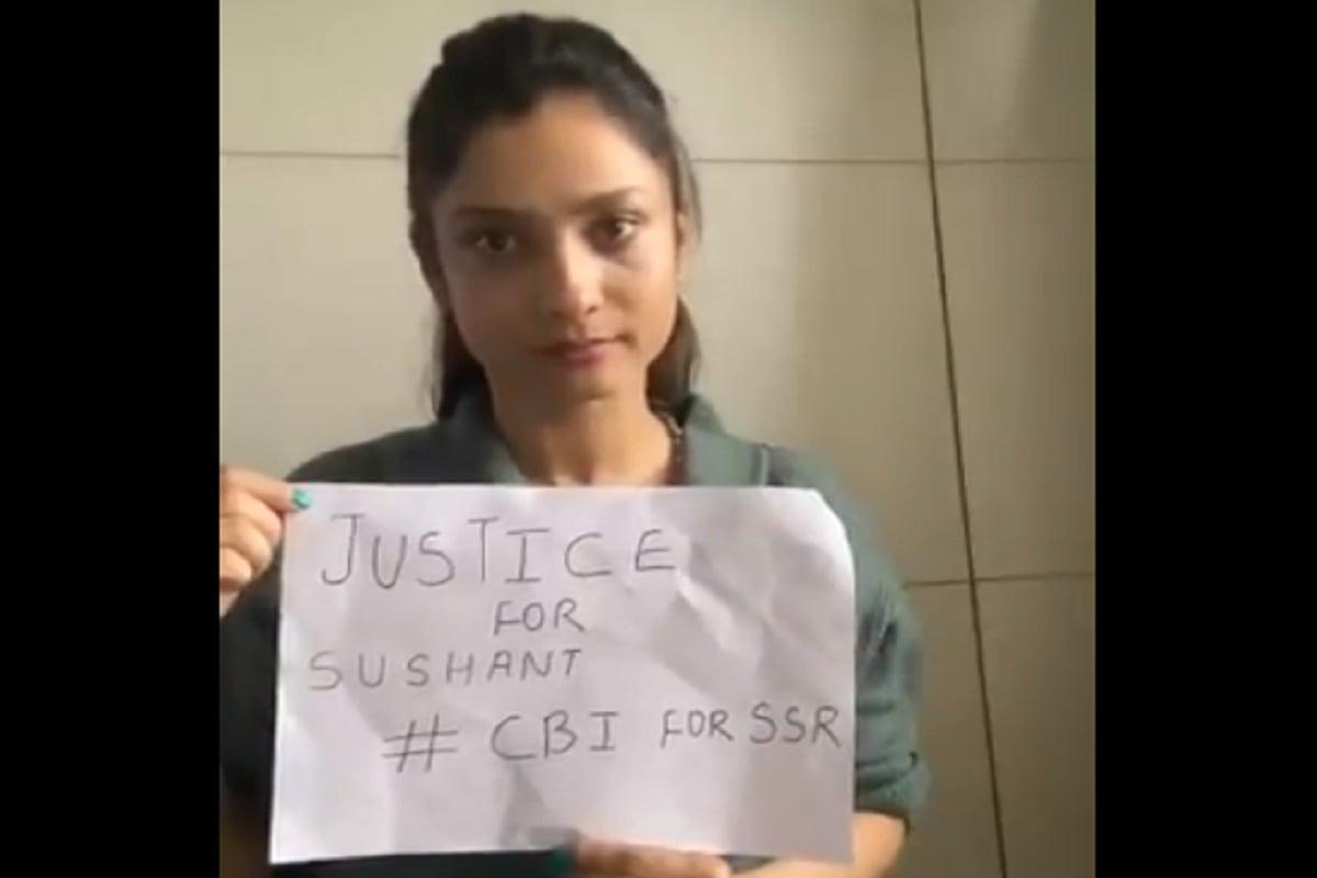आम्हाला सत्य समजायलाच हवं; सुशांतच्या बहिणीनंतर एक्स गर्लफ्रेंडनेही मागितला न्याय