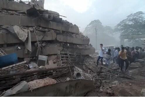महाड दुर्घटना: मृतांचा आकडा वाढला,आरसीसी कन्सल्टंटला पोलीस कोठडी, बिल्डर फरार